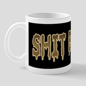 Shit Breath Mug