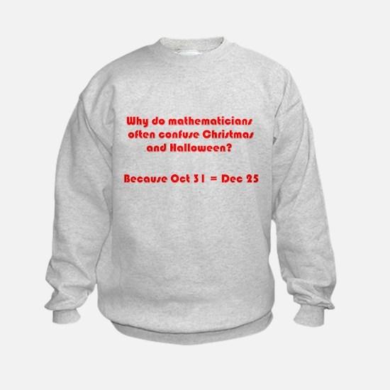Octal or Decimal? #2 Sweatshirt