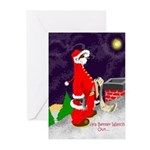 Better Watch Out X-mas Cards (10 pack)