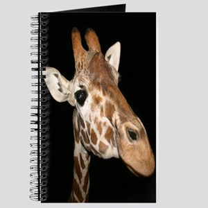 Beautiful Giraffe Journal