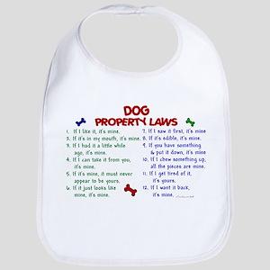 Dog Property Laws 2 Bib
