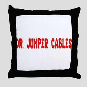 Cardiologist Throw Pillow