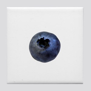 Blueberry Art Tile
