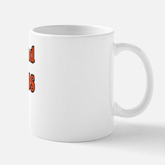MAD, BAD, DANGEROUS Mug
