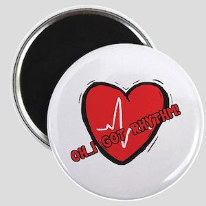 Cardiac Rhythm Magnet