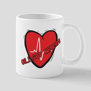 Cardiac Rhythm Mug