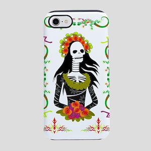 Novia de los Muertos iPhone 8/7 Tough Case