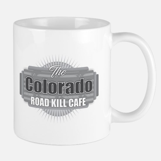 Colorado Road Kill Cafe Mugs