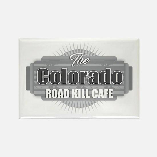 Colorado Road Kill Cafe Magnets