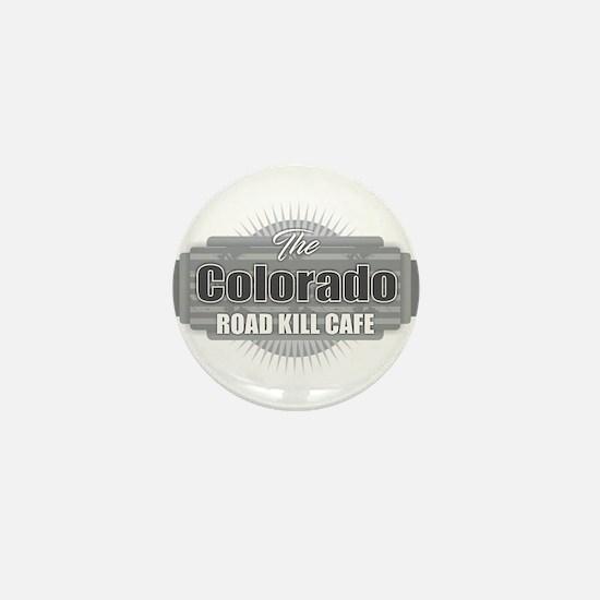 Colorado Road Kill Cafe Mini Button