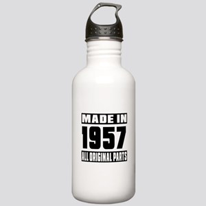 Made In 1957 Stainless Water Bottle 1.0L