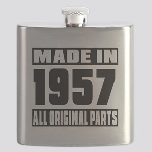 Made In 1957 Flask