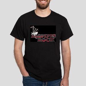 BAGPIPES ROCK T-Shirt