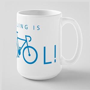 Cycling is cool Mugs