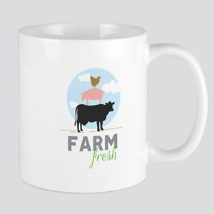 Farm Fresh Mugs