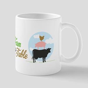 Farm To Table Mugs