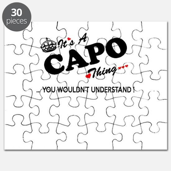 Cute Capo Puzzle