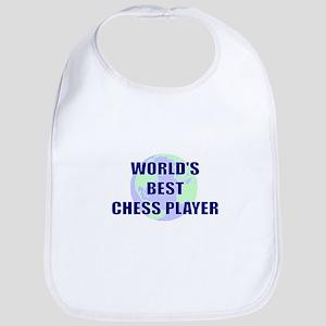 World's Best Chess Player Bib