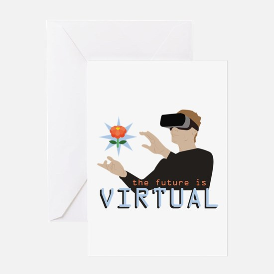 The Future Is Virtual Greeting Cards
