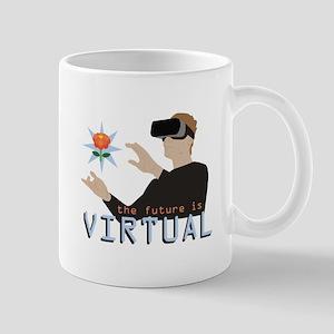 The Future Is Virtual Mugs