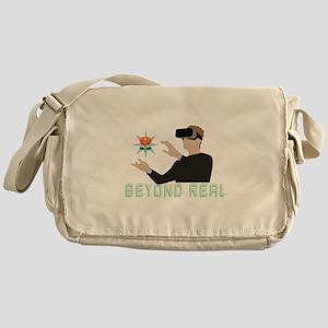 Beyond Real Messenger Bag