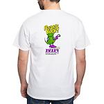 """Peeve's Back"" Men's T-Shirt (wh"