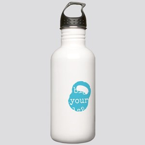 how big are your bells? Water Bottle