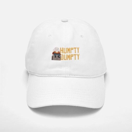 Humpty Dumpty Baseball Baseball Baseball Cap