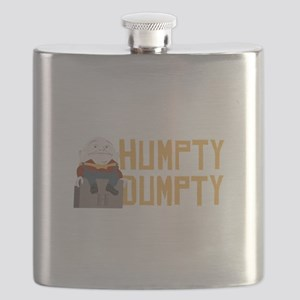 Humpty Dumpty Flask