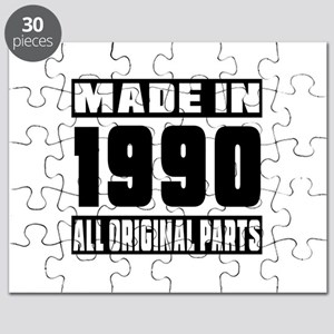 Made In 1990 Puzzle
