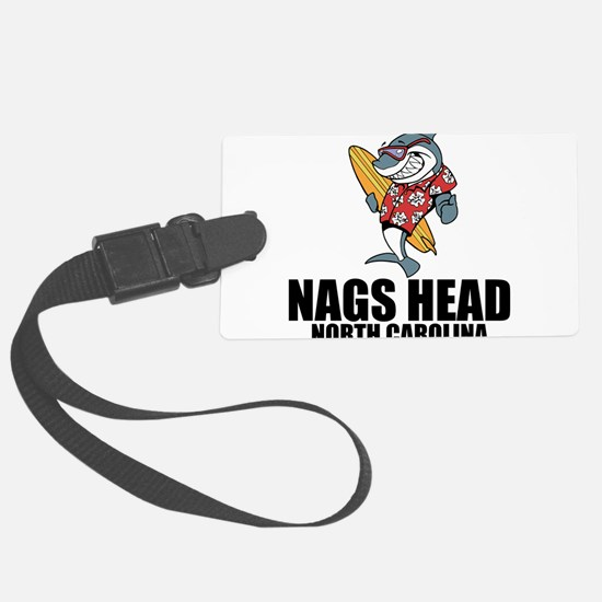Nags Head, North Carolina Luggage Tag