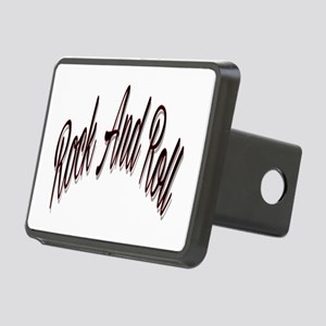 Rock And Roll Rectangular Hitch Cover