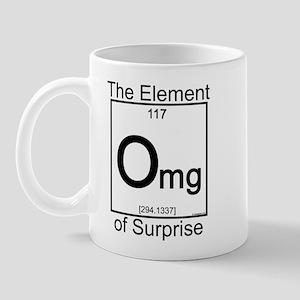 Element OMG Mug
