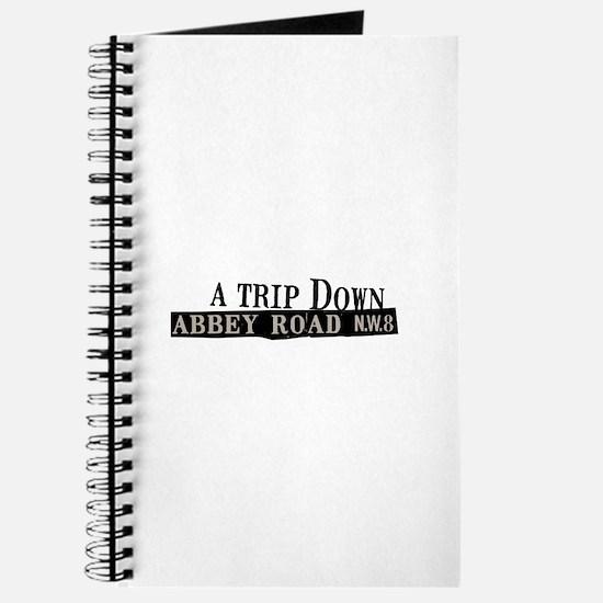 Trip Down Abbey Road Journal