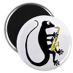Gecko Saxophone Magnet
