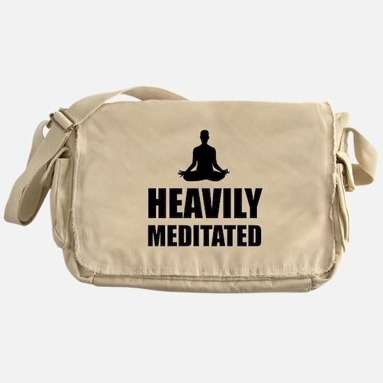 Heavily Meditated Messenger Bag