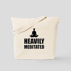Heavily Meditated Tote Bag