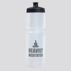Heavily Meditated Sports Bottle