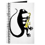 Gecko Saxophone Journal