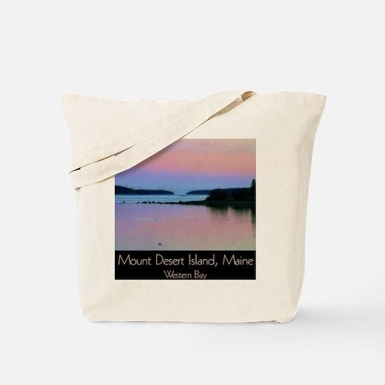 Unique Mt desert island Tote Bag