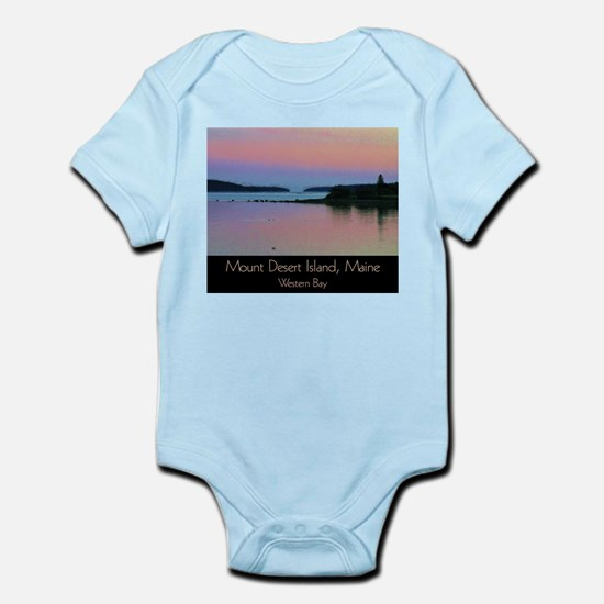 Mount Desert Island - Western Bay Body Suit