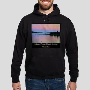 Mount Desert Island - Western Bay Hoodie (dark)