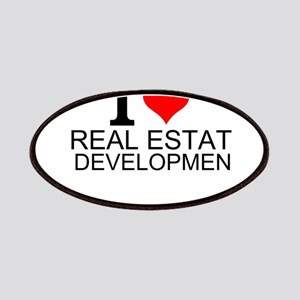 I Love Real Estate Development Patch