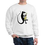 Gecko Saxophone Sweatshirt