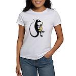 Gecko Saxophone Women's T-Shirt