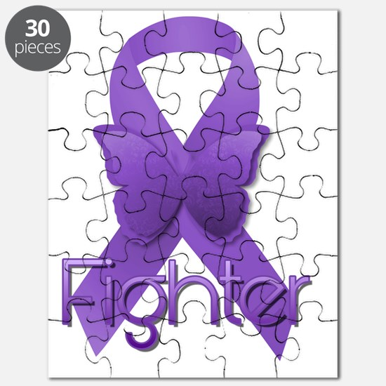 Cute Thyroid cancer survivor Puzzle