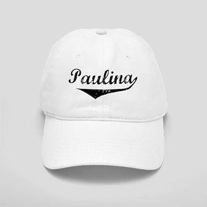 Paulina Vintage (Black) Cap