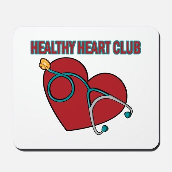 Cardiac Nurses & Patients Mousepad