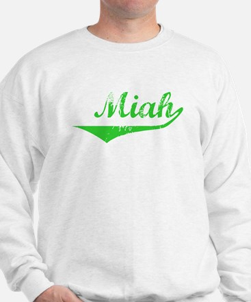 Miah Vintage (Green) Sweater