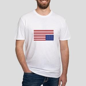 Upside Down Flag T-Shirt